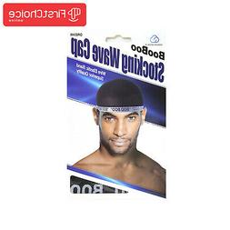Dream Boo Boo Stocking Wave Cap Wire Eastic Band Wrinkle Fre