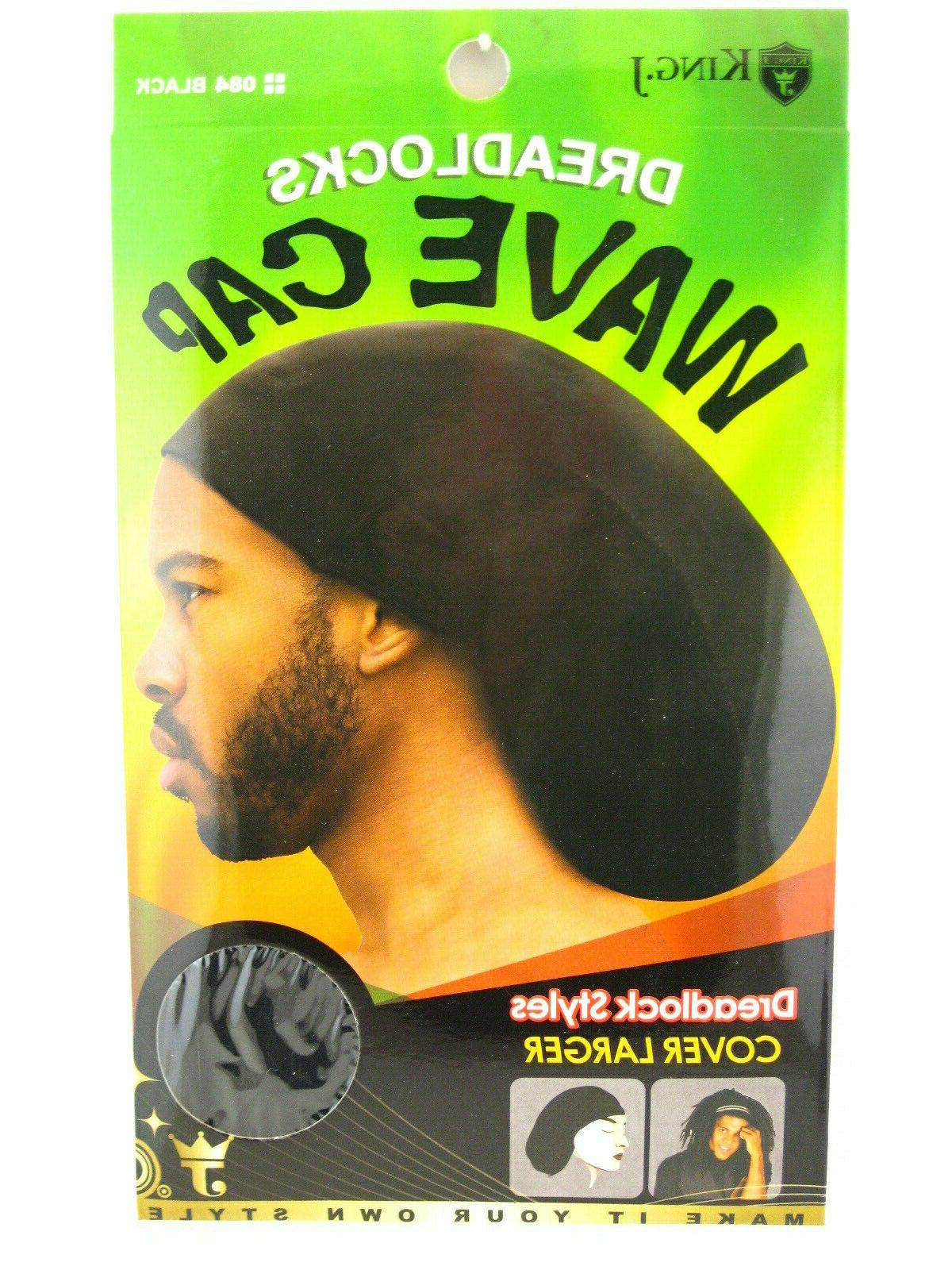 king j marley style wave cap hat