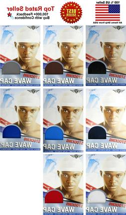 Men's Stocking Wave Cap Sports HeadWrap Pack of 2 Caps Breat